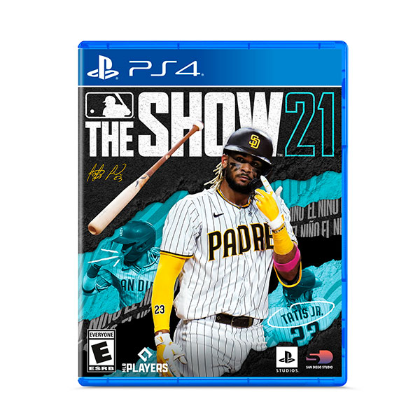 Juego PS4 MBL 21 The Show