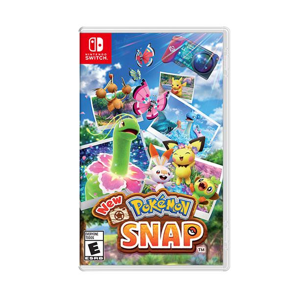 Juego Switch New Pokémon Snap