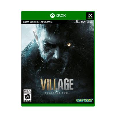 Juego Xbox serie X Resident Evil Village