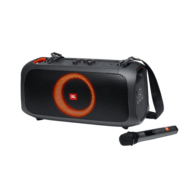 Parlante JBL PartyBox On-The-Go