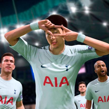 Juego PS5 FIFA 22 Preventa