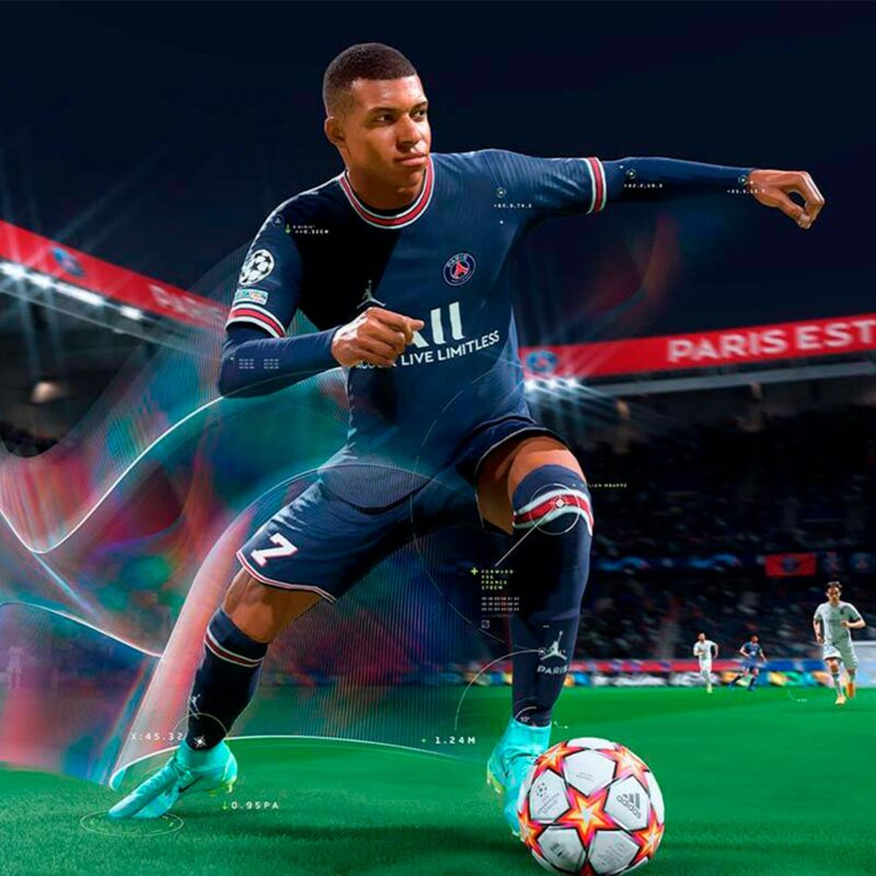 Juego PS4 FIFA 22