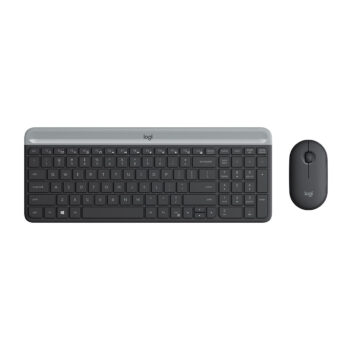 Combo Logitech Teclado + Mouse MK470