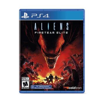 Juego PS4 Aliens Equipo De Fuego