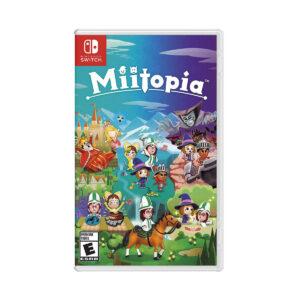 Juego Switch MIITOPIA